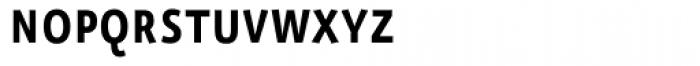 FF Eureka Sans Offc Pro Condensed Medium SC Font LOWERCASE