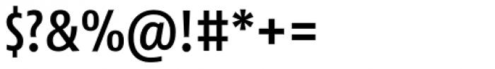 FF Fago OT Cond Medium Font OTHER CHARS