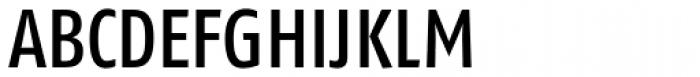 FF Fago OT Cond Medium Font UPPERCASE