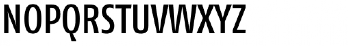 FF Fago Pro Cond Medium Font UPPERCASE