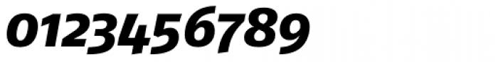 FF Fago Pro ExtraBold Italic Font OTHER CHARS