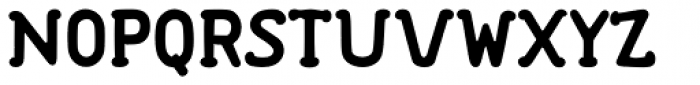 FF Font Soup Catalan OT Bold Font UPPERCASE