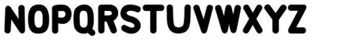 FF Font Soup German OT ExtraBold Font UPPERCASE