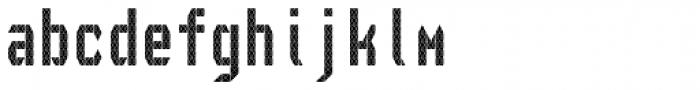 FF Gateway B Two OT Font LOWERCASE