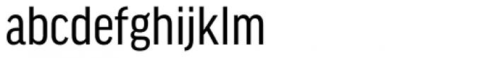 FF Good Headline OT Cond News Font LOWERCASE