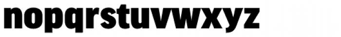FF Good Headline OT Ultra Font LOWERCASE
