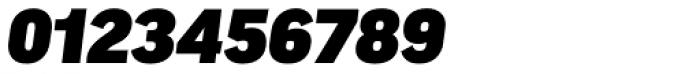 FF Good Headline OT Wide Ultra Italic Font OTHER CHARS