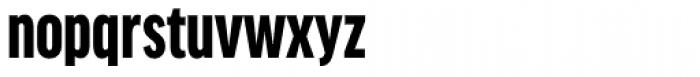 FF Good Headline OT XCond Black Font LOWERCASE