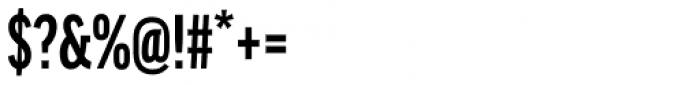 FF Good Headline OT XCond Bold Font OTHER CHARS