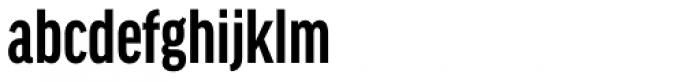 FF Good Headline OT XCond Bold Font LOWERCASE