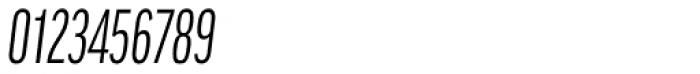 FF Good Headline Pro Comp Italic Font OTHER CHARS