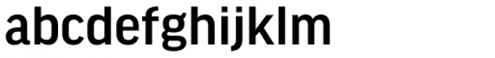 FF Good Headline Pro Medium Font LOWERCASE