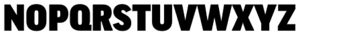 FF Good Headline Pro Ultra Font UPPERCASE