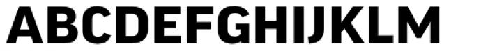 FF Good Headline Pro Wide Bold Font UPPERCASE