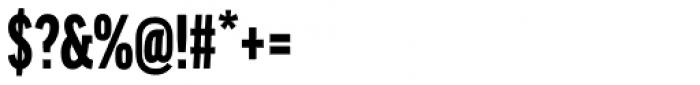 FF Good Headline Pro XCond Black Font OTHER CHARS