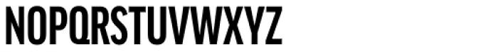 FF Good Headline Pro XCond Bold Font UPPERCASE