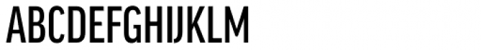 FF Good Headline Pro XCond Medium Font UPPERCASE