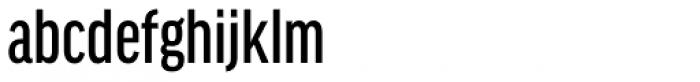 FF Good Headline Pro XCond Medium Font LOWERCASE