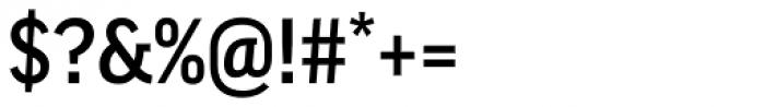 FF Good OT Medium Font OTHER CHARS