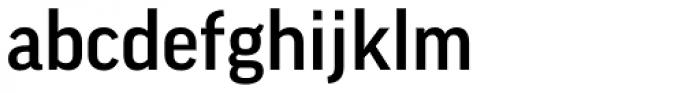 FF Good OT Medium Font LOWERCASE