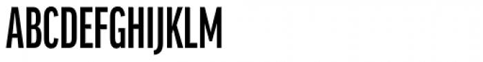 FF Good Pro Comp Bold Font UPPERCASE
