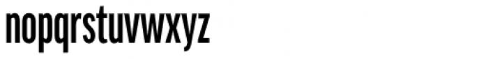 FF Good Pro Comp Bold Font LOWERCASE