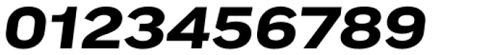 FF Good Pro Extd Bold Italic Font OTHER CHARS