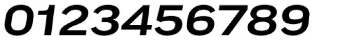 FF Good Pro Extd Medium Italic Font OTHER CHARS