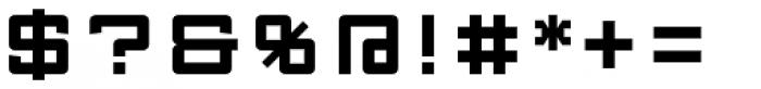 FF Gothic OT Font OTHER CHARS