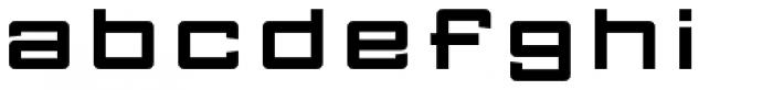 FF Gothic OT Font LOWERCASE