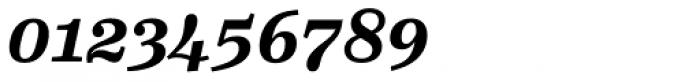 FF Hertz OT ExtraBold Italic Font OTHER CHARS