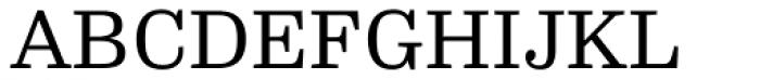 FF Hertz Pro Font UPPERCASE