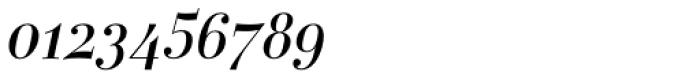 FF Holmen OT Italic Font OTHER CHARS