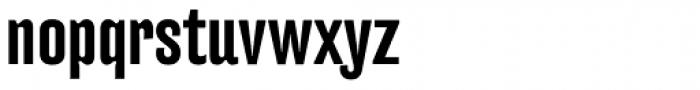 FF Hydra OT Medium Font LOWERCASE