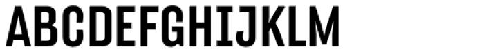 FF Hydra Pro Medium Font UPPERCASE