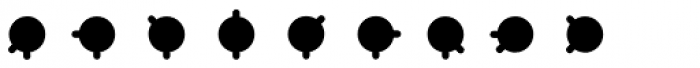 FF Identification Four S Font LOWERCASE