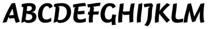 FF Jambono Std Medium Font UPPERCASE