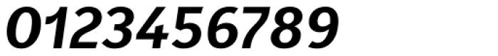 FF Karbid Display OT Bold Italic Font OTHER CHARS