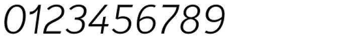 FF Karbid Display OT Light Italic Font OTHER CHARS