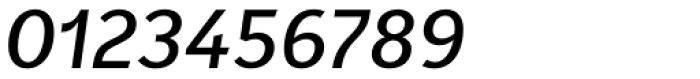 FF Karbid OT Medium Italic Font OTHER CHARS