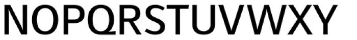 FF Karbid Text OT Medium Font UPPERCASE