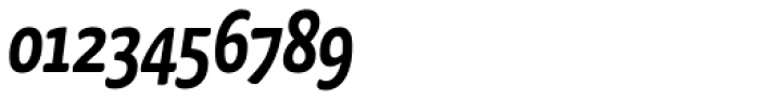 FF Kava OT Bold Italic Font OTHER CHARS