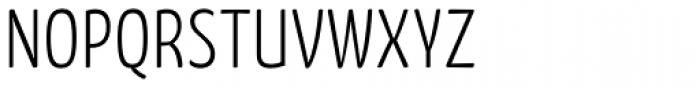 FF Kava OT Light Font UPPERCASE