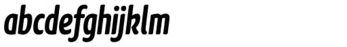 FF Kava Pro Bold Italic Font LOWERCASE