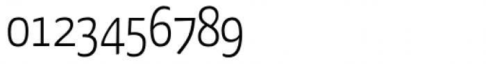 FF Kava Std Light SC Font OTHER CHARS