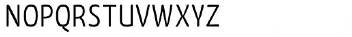 FF Kava Std Light SC Font LOWERCASE