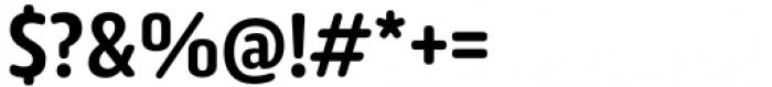 FF Kaytek Rounded Bold Font OTHER CHARS