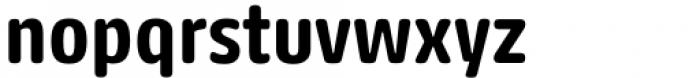 FF Kaytek Rounded Bold Font LOWERCASE