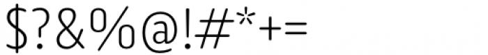 FF Kaytek Rounded Light Font OTHER CHARS