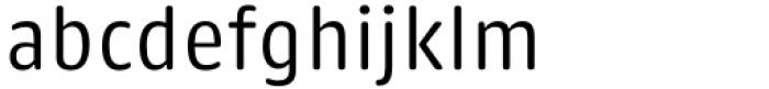 FF Kaytek Rounded Regular Font LOWERCASE